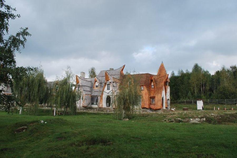 adelaparvu.com despre Castelul de Lut Valea Zanelor, Agroturistic Hotel, Romania, arhitectura Ileana Mavrodin (18)