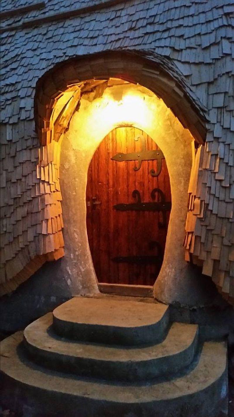 adelaparvu.com despre Castelul de Lut Valea Zanelor, Agroturistic Hotel, Romania, arhitectura Ileana Mavrodin (2)