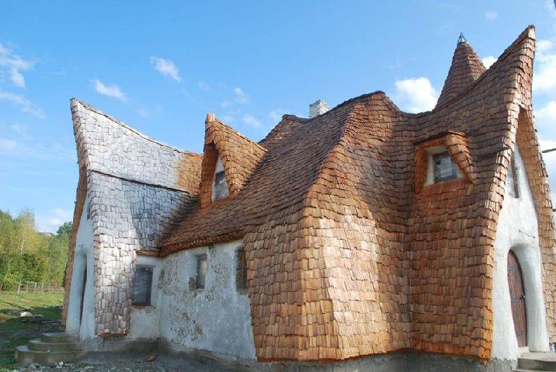adelaparvu.com despre Castelul de Lut Valea Zanelor, Agroturistic Hotel, Romania, arhitectura Ileana Mavrodin (3)