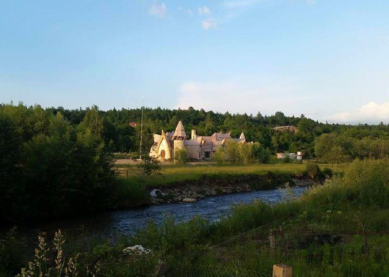 adelaparvu.com despre Castelul de Lut Valea Zanelor, Agroturistic Hotel, Romania, arhitectura Ileana Mavrodin (4)