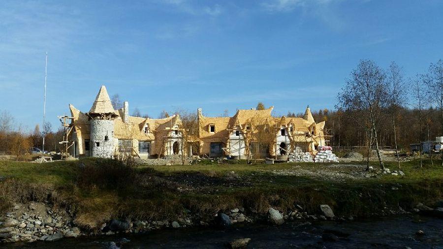 adelaparvu.com despre Castelul de Lut Valea Zanelor, Agroturistic Hotel, Romania, arhitectura Ileana Mavrodin (9)