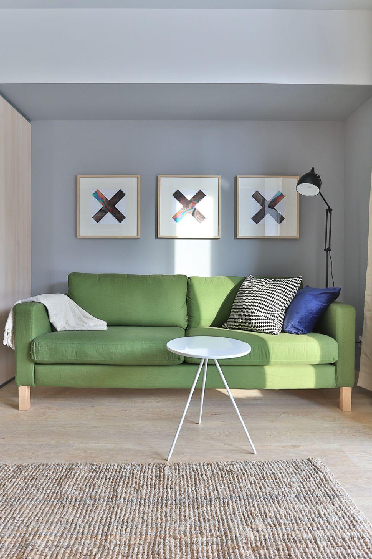 adelaparvu.com despre amenajare apartament 3 camere, The Park, Bucuresti, design interior arh Attila Kim, arh Bogdan Ciocodeica si arh Diana Rosu (10)