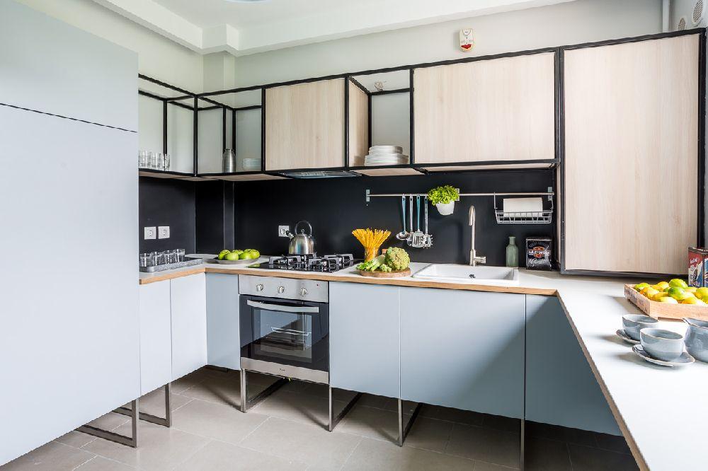 adelaparvu.com despre amenajare apartament 3 camere, The Park, Bucuresti, design interior arh Attila Kim, arh Bogdan Ciocodeica si arh Diana Rosu (19)
