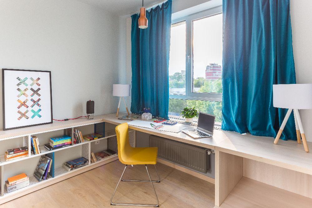 adelaparvu.com despre amenajare apartament 3 camere, The Park, Bucuresti, design interior arh Attila Kim, arh Bogdan Ciocodeica si arh Diana Rosu (23)
