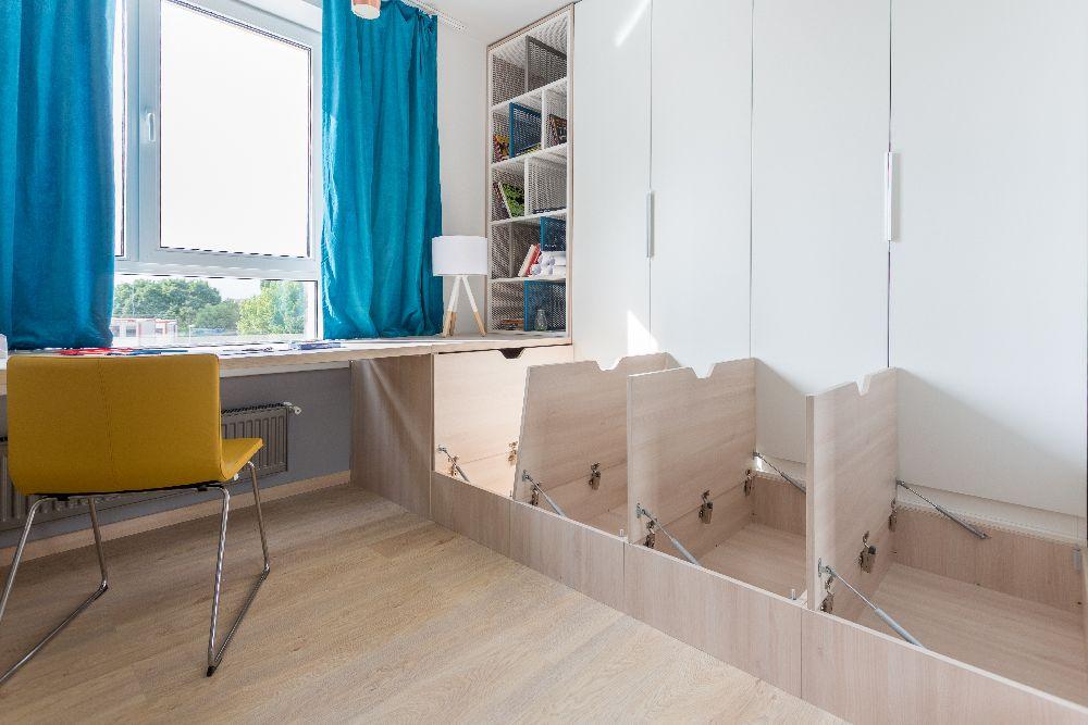 adelaparvu.com despre amenajare apartament 3 camere, The Park, Bucuresti, design interior arh Attila Kim, arh Bogdan Ciocodeica si arh Diana Rosu (25)