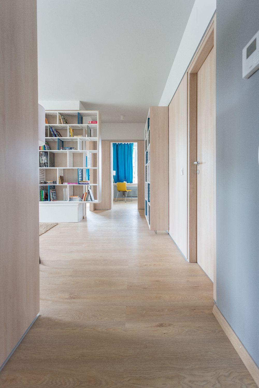 adelaparvu.com despre amenajare apartament 3 camere, The Park, Bucuresti, design interior arh Attila Kim, arh Bogdan Ciocodeica si arh Diana Rosu (27)