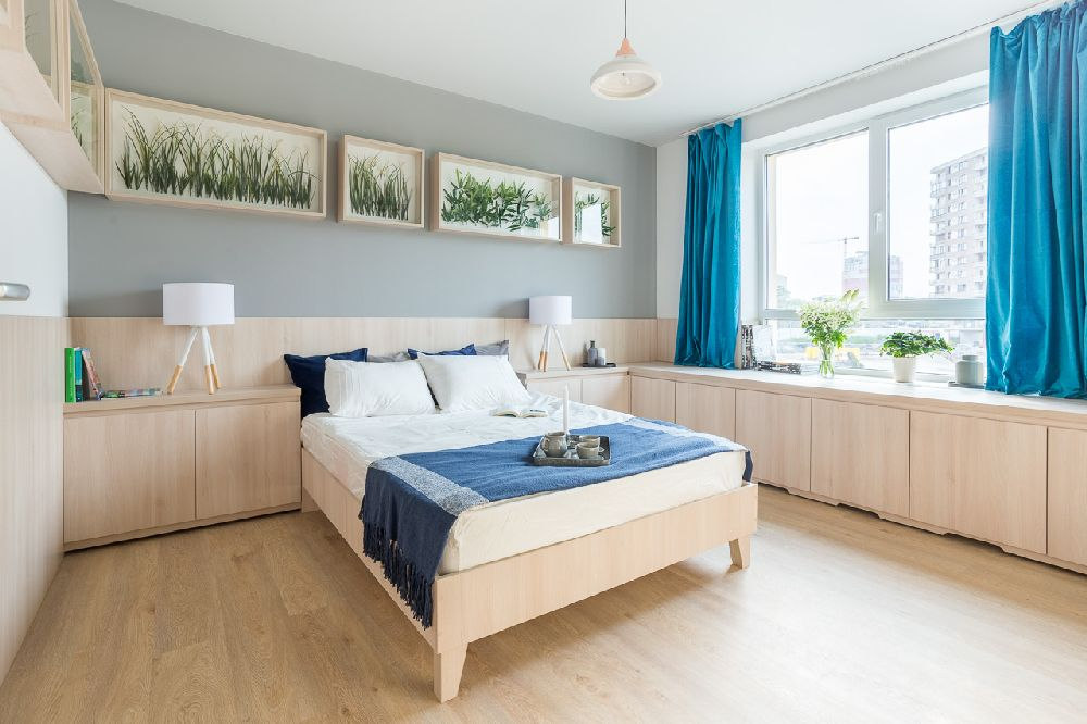 adelaparvu.com despre amenajare apartament 3 camere, The Park, Bucuresti, design interior arh Attila Kim, arh Bogdan Ciocodeica si arh Diana Rosu (6)