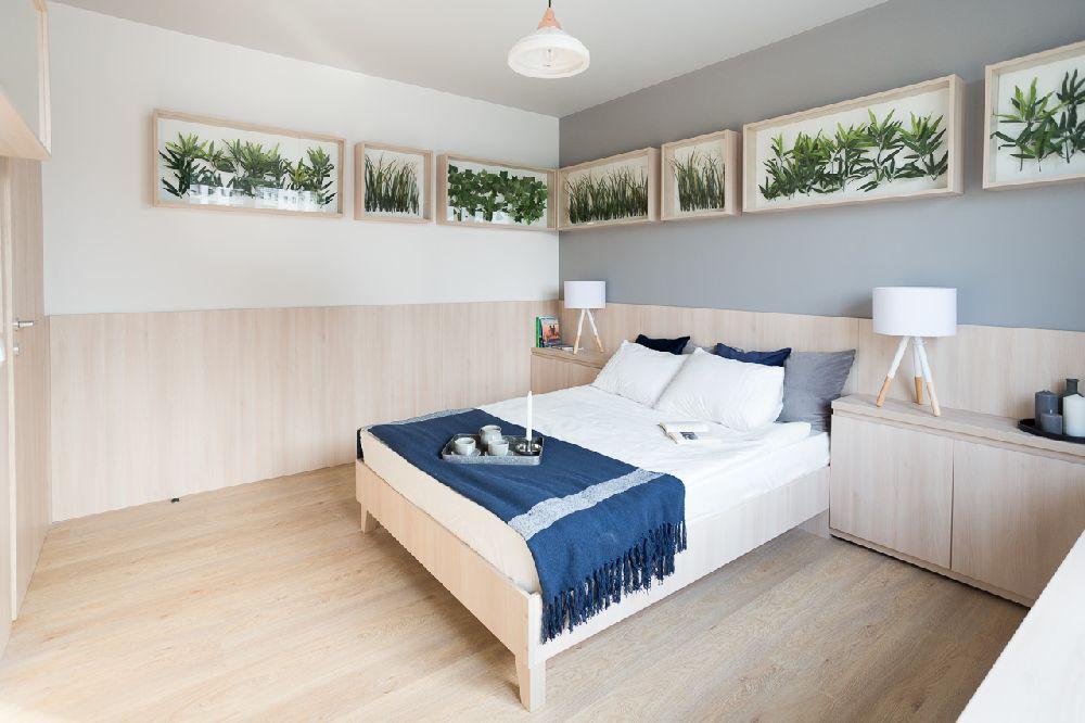 adelaparvu.com despre amenajare apartament 3 camere, The Park, Bucuresti, design interior arh Attila Kim, arh Bogdan Ciocodeica si arh Diana Rosu (7)