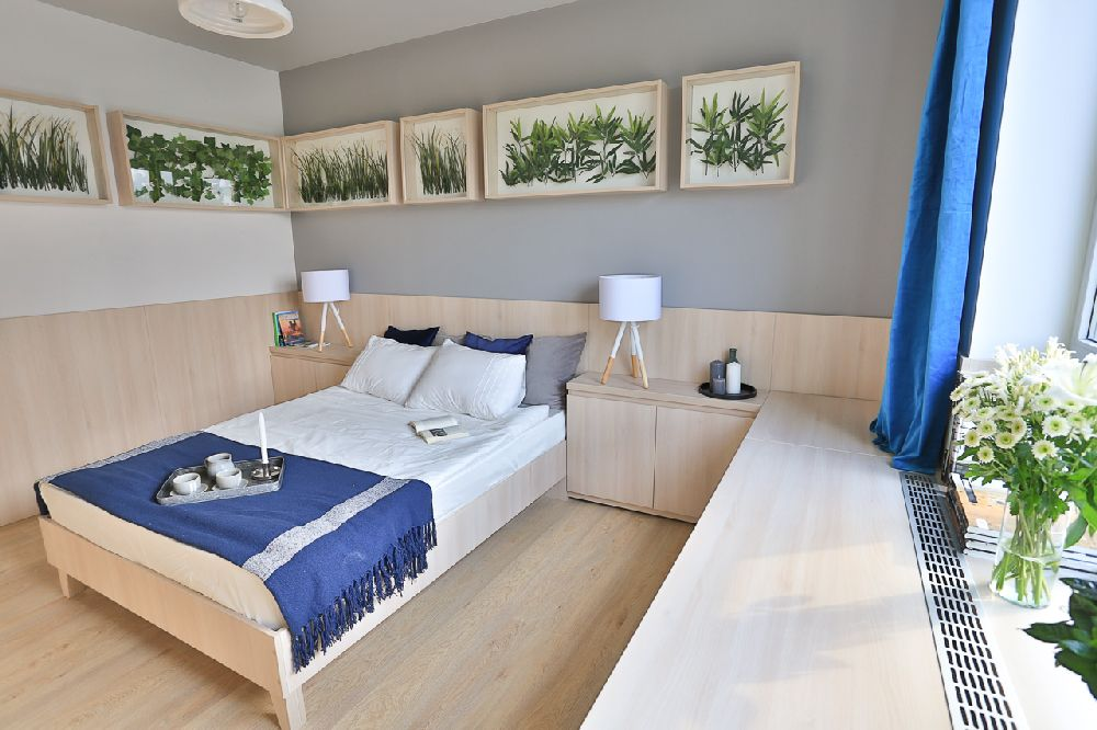 adelaparvu.com despre amenajare apartament 3 camere, The Park, Bucuresti, design interior arh Attila Kim, arh Bogdan Ciocodeica si arh Diana Rosu (8)