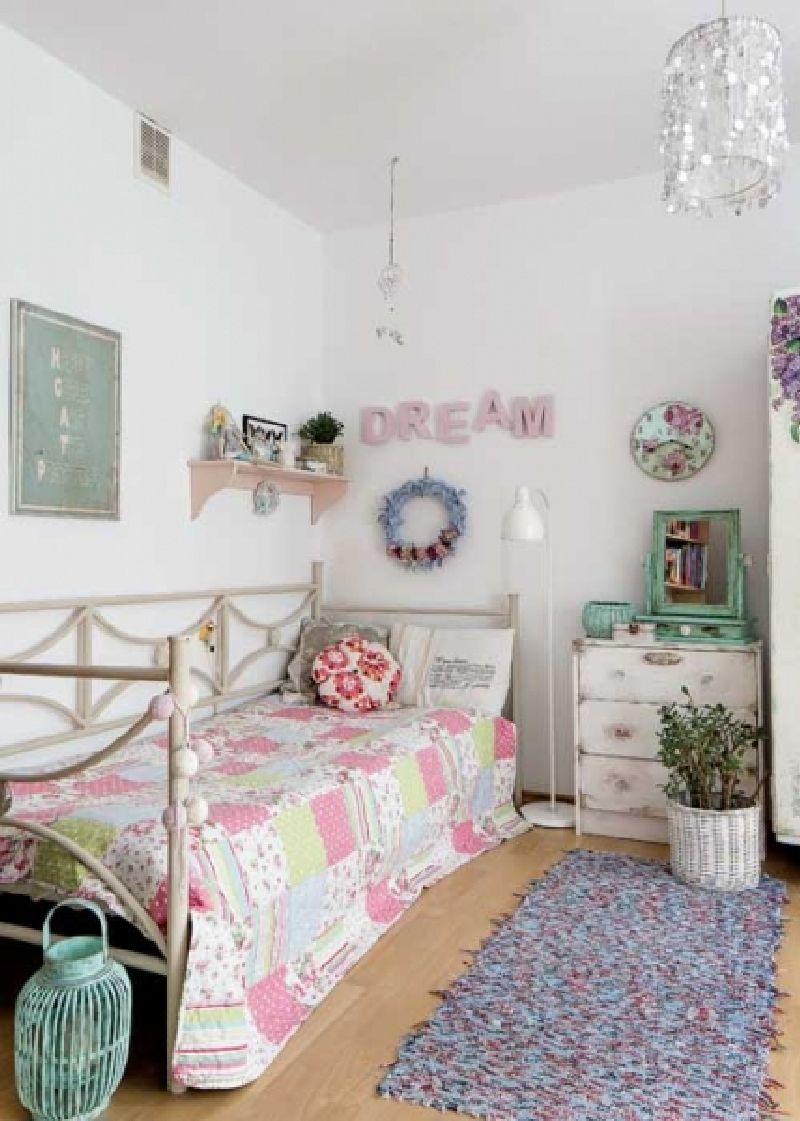 adelaparvu.com despre casa la tara in stil shabby chic, casa Polonia, Foto Dariusz Radej, Weranda Country (3)