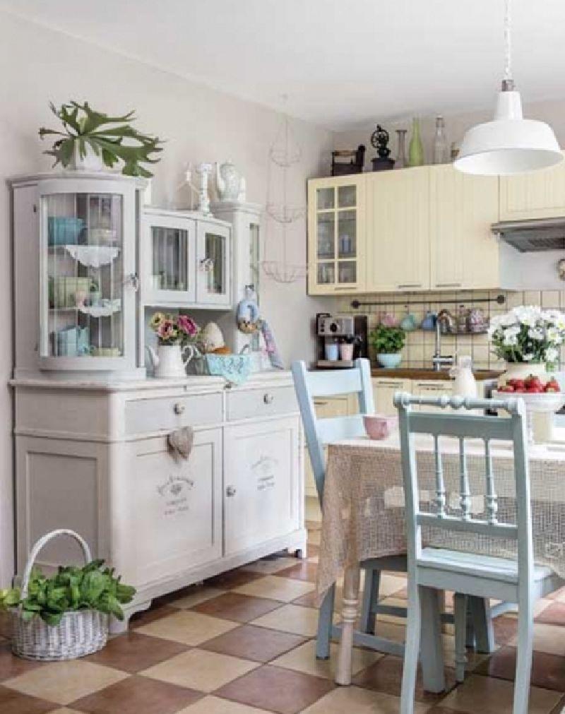 adelaparvu.com despre casa la tara in stil shabby chic, casa Polonia, Foto Dariusz Radej, Weranda Country (9)