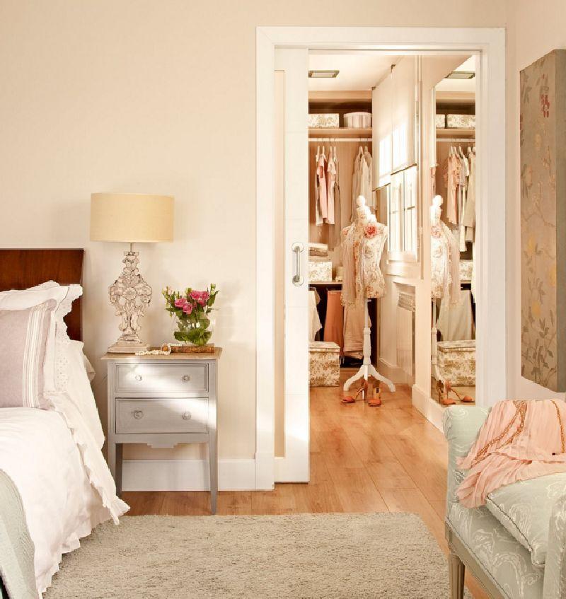 adelaparvu.com despre casa romantica in tonuri pastelate, casa Spania, design interior Isabel Flores, Foto ElMueble (15)