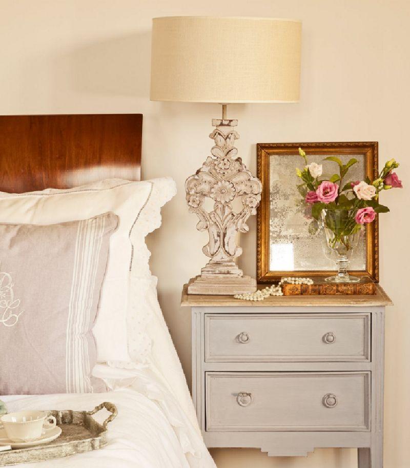 adelaparvu.com despre casa romantica in tonuri pastelate, casa Spania, design interior Isabel Flores, Foto ElMueble (16)
