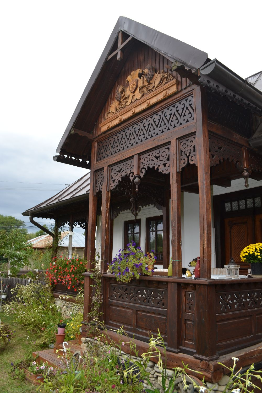 adelaparvu.com despre casa traditionala romaneasca refacuta din Prahova, Romanian traditional house, Prahova region (1)
