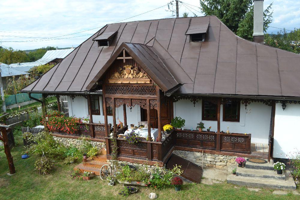 adelaparvu.com despre casa traditionala romaneasca refacuta din Prahova, Romanian traditional house, Prahova region (122)