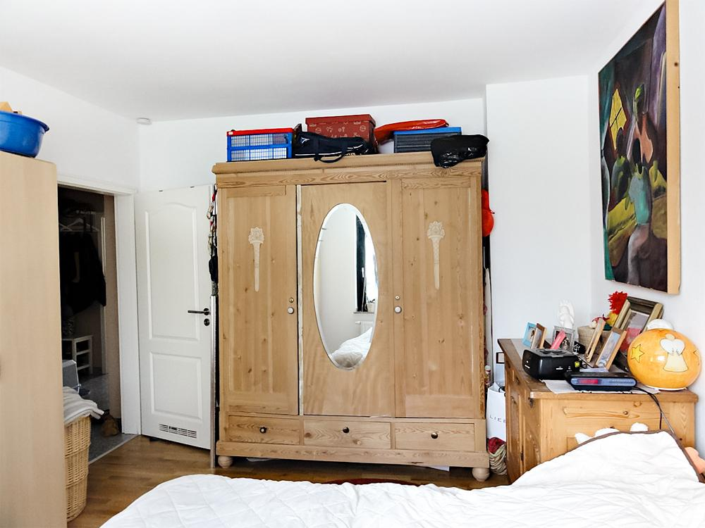 adelaparvu.com despre dormitor reamenajat, de la rustic la modern, Foto Zuhause Wohnen (14)