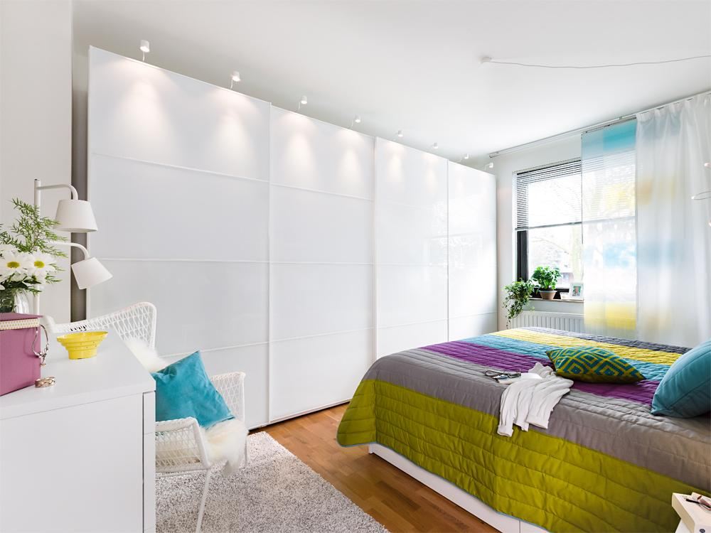 adelaparvu.com despre dormitor reamenajat, de la rustic la modern, Foto Zuhause Wohnen (15)