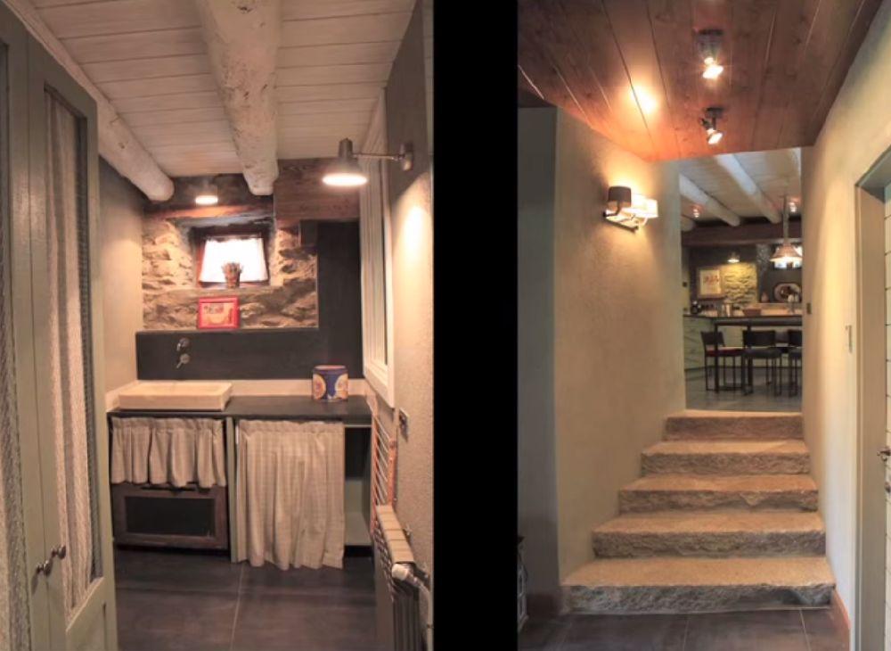adelaparvu.com despre hambar transformat in casa, casa de munte Spania, designer de interior Maria Luisa Malagarriga, arhitectura Javier Trilla și Llorenc Olive, Foto ElMueble (18)