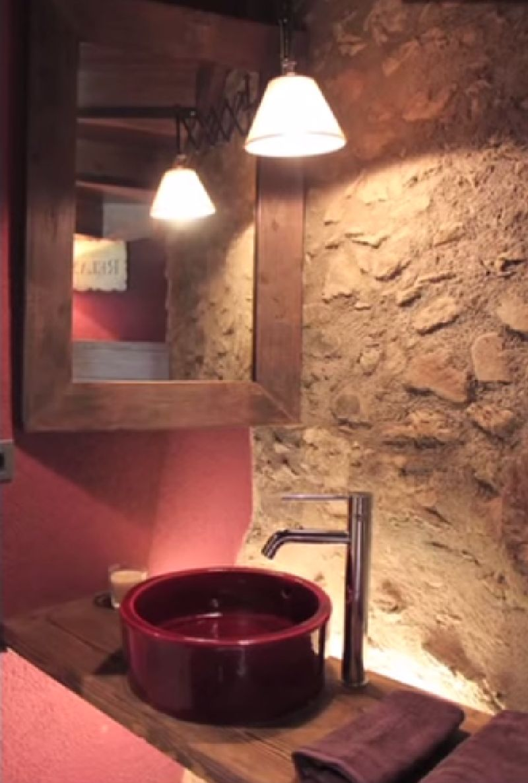 adelaparvu.com despre hambar transformat in casa, casa de munte Spania, designer de interior Maria Luisa Malagarriga, arhitectura Javier Trilla și Llorenc Olive, Foto ElMueble (21)