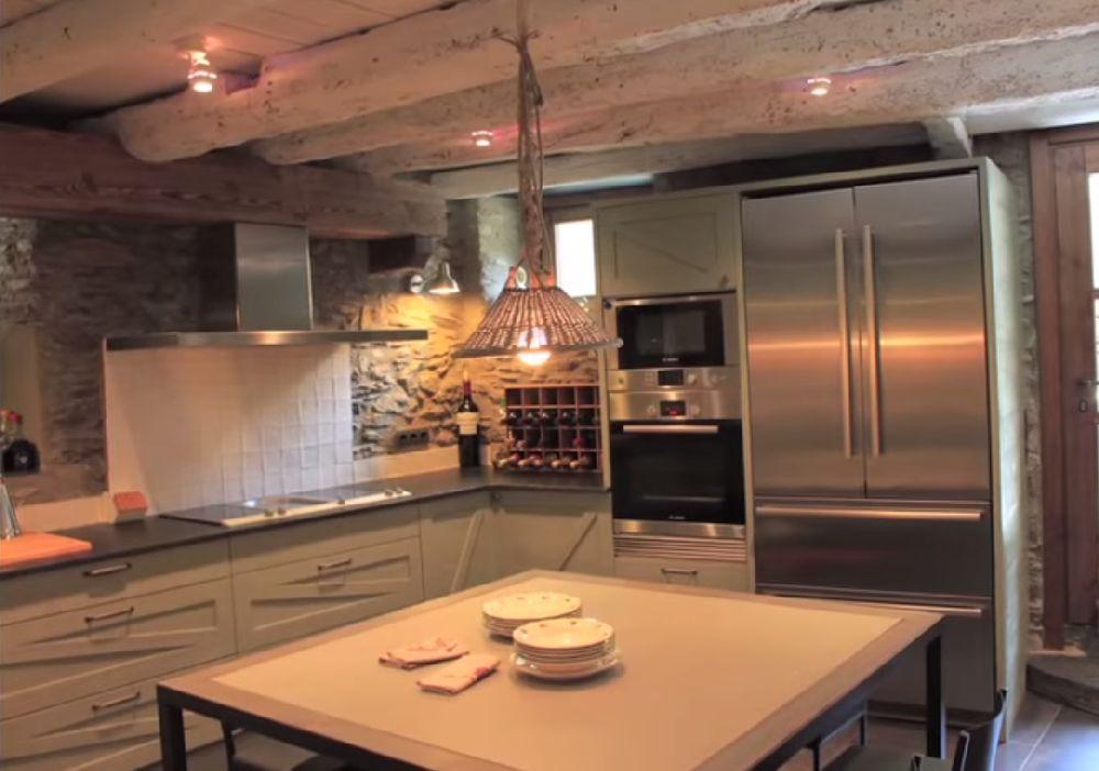 adelaparvu.com despre hambar transformat in casa, casa de munte Spania, designer de interior Maria Luisa Malagarriga, arhitectura Javier Trilla și Llorenc Olive, Foto ElMueble (22)