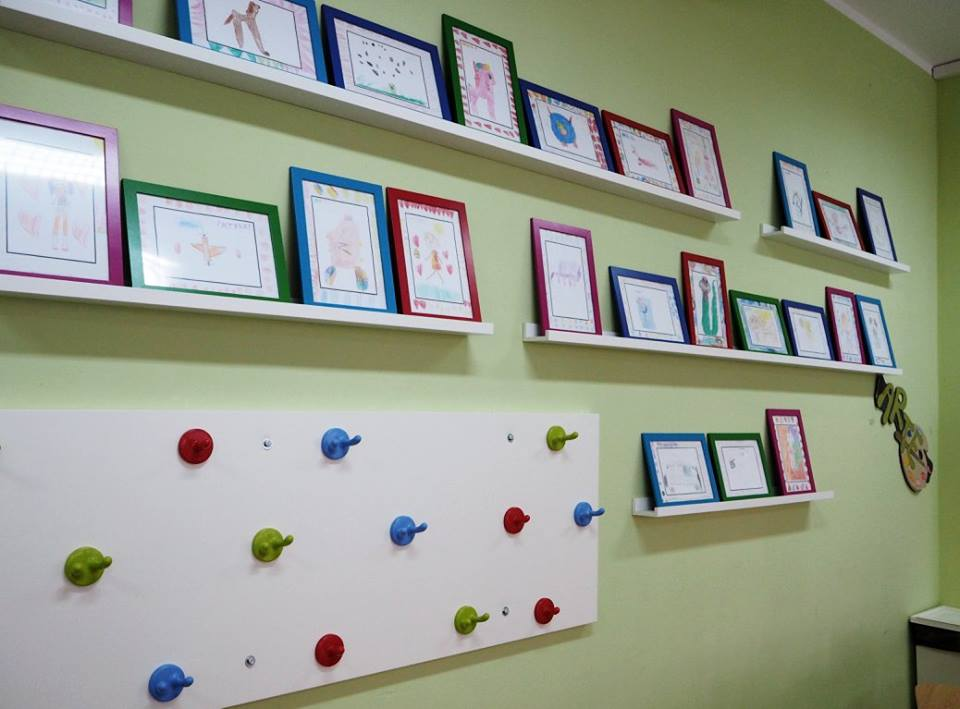 adelaparvu.com despre sala de clasa reamenajata, arh. Adina Buzea (7)