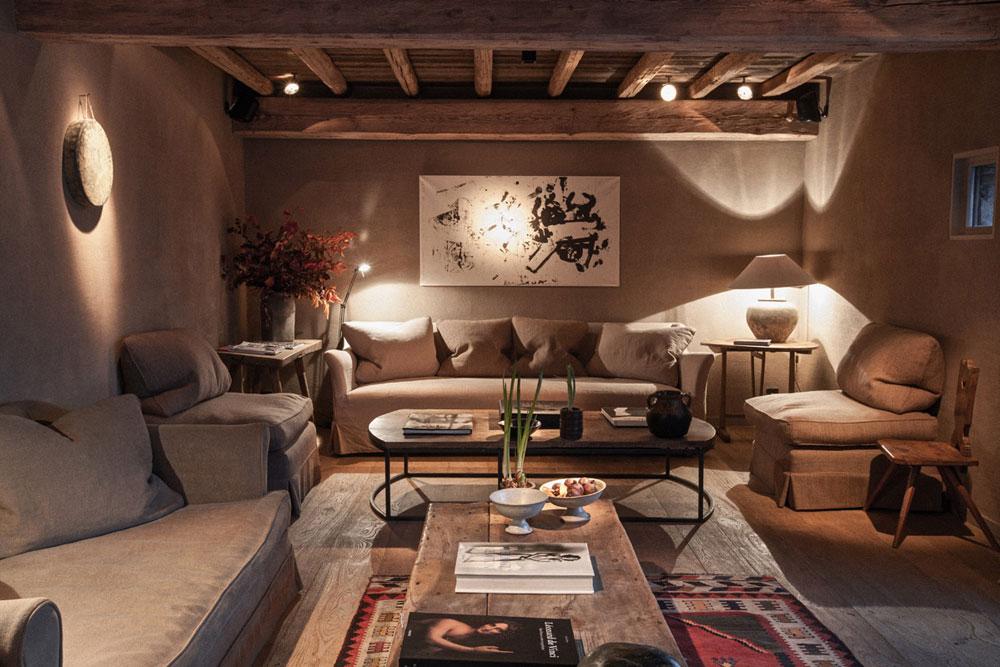 adelaparvu.com despre cabana de munte in Franta, Le chalet Zannier, Hotel Megeve (1)