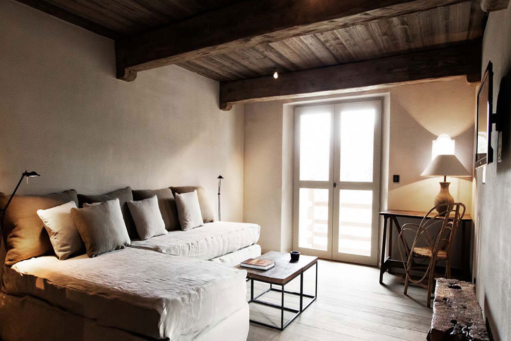 adelaparvu.com despre cabana de munte in Franta, Le chalet Zannier, Hotel Megeve (15)