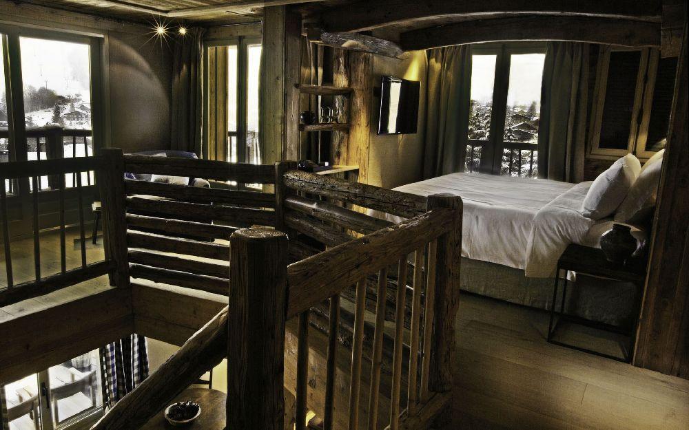 adelaparvu.com despre cabana de munte in Franta, Le chalet Zannier, Hotel Megeve (16)