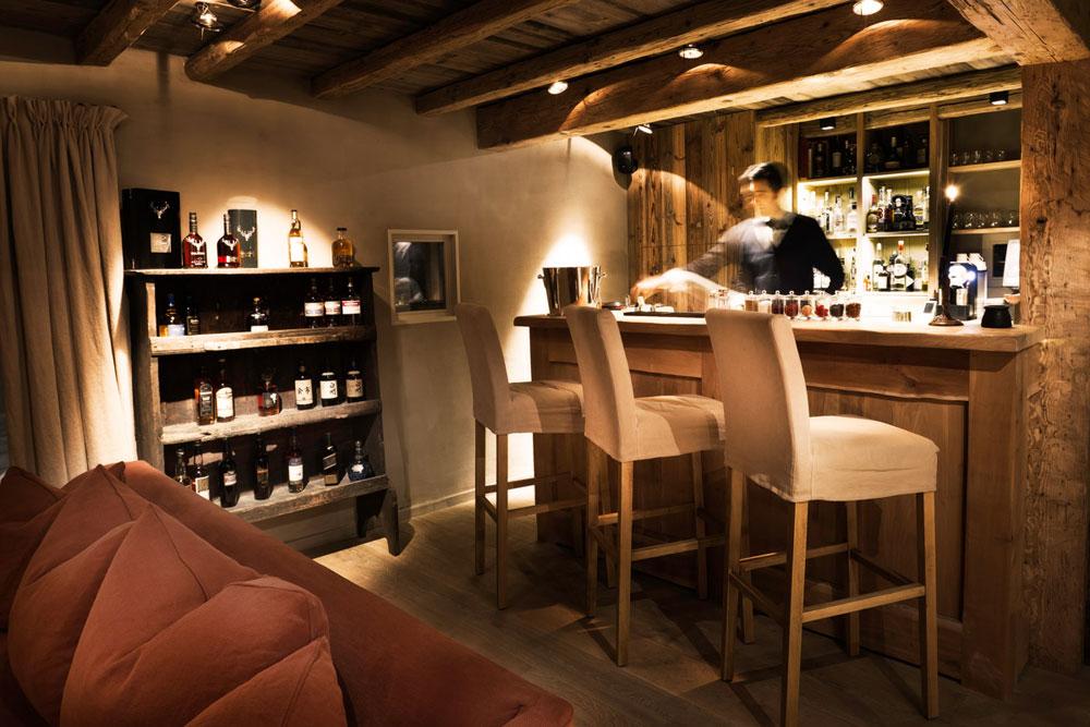 adelaparvu.com despre cabana de munte in Franta, Le chalet Zannier, Hotel Megeve (2)
