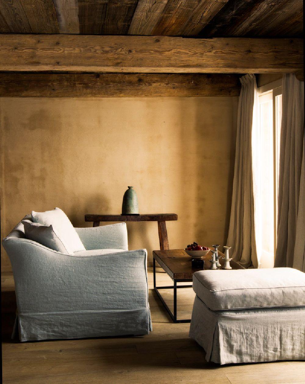adelaparvu.com despre cabana de munte in Franta, Le chalet Zannier, Hotel Megeve (23)
