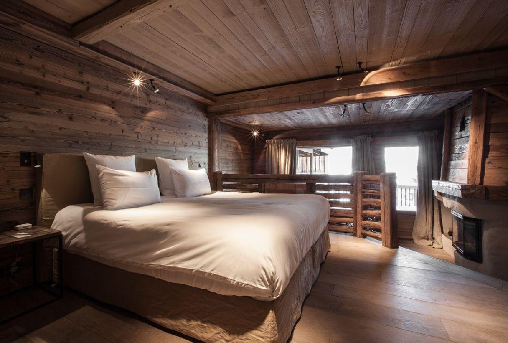 adelaparvu.com despre cabana de munte in Franta, Le chalet Zannier, Hotel Megeve (24)