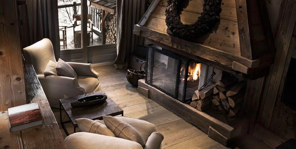 adelaparvu.com despre cabana de munte in Franta, Le chalet Zannier, Hotel Megeve (25)