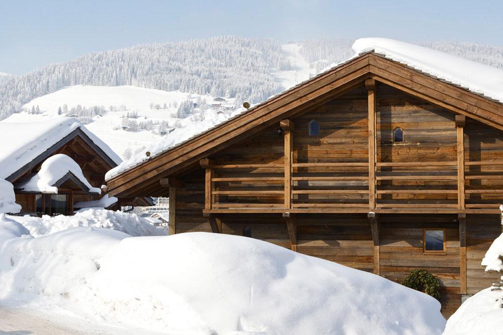 adelaparvu.com despre cabana de munte in Franta, Le chalet Zannier, Hotel Megeve (3)