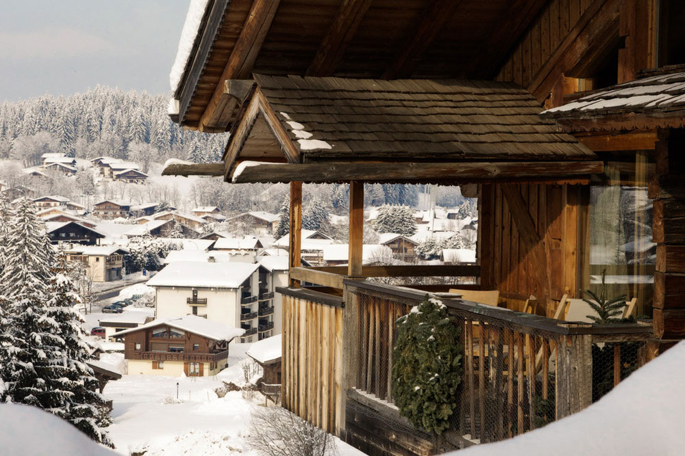 adelaparvu.com despre cabana de munte in Franta, Le chalet Zannier, Hotel Megeve (6)