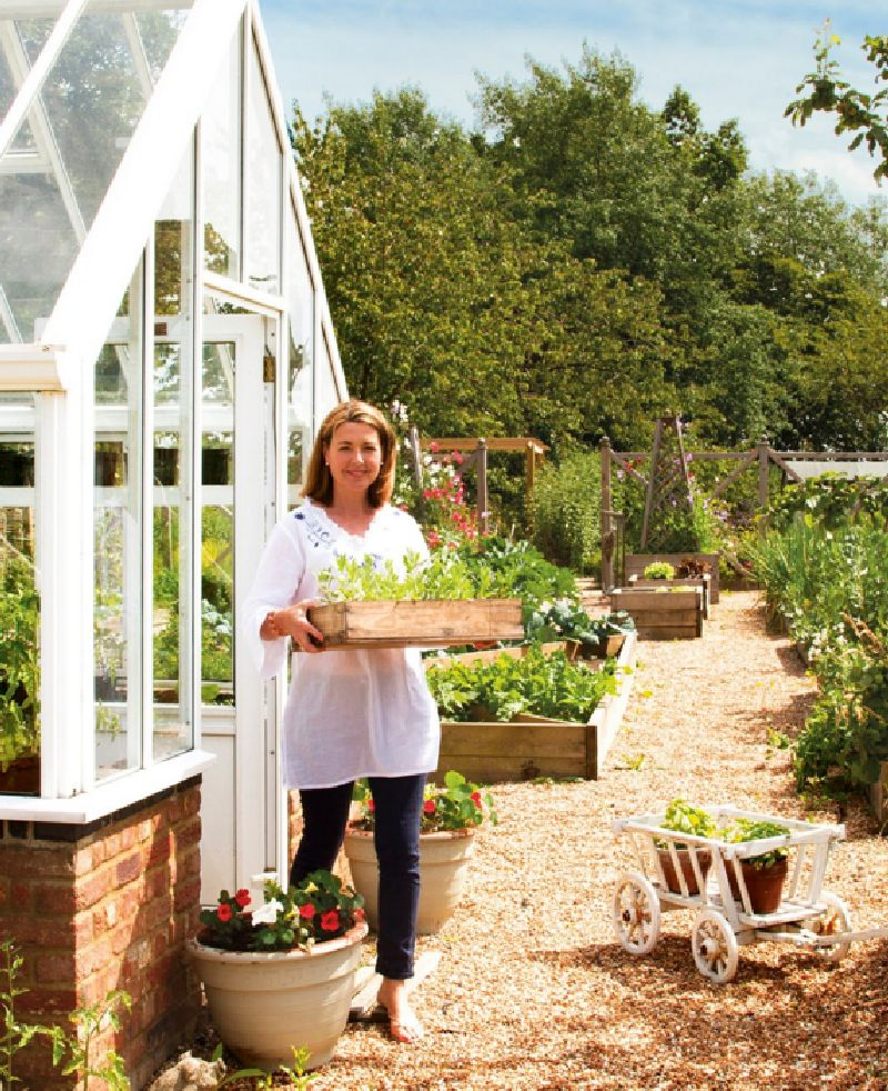 adelaparvu.com despre casa la tara in Anglia, design interior Sophia Wadsworth, Foto ElMueble (1)