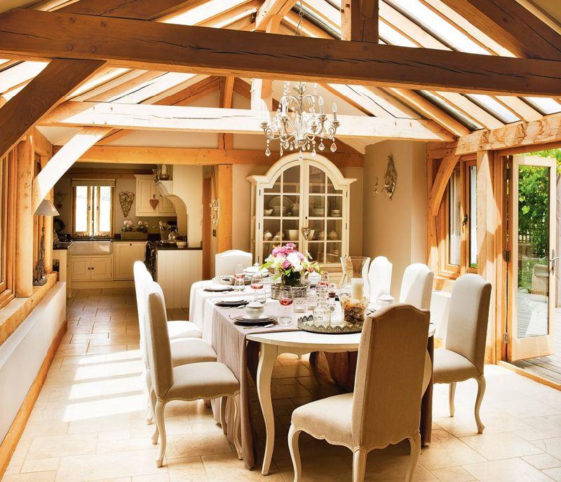 adelaparvu.com despre casa la tara in Anglia, design interior Sophia Wadsworth, Foto ElMueble (10)