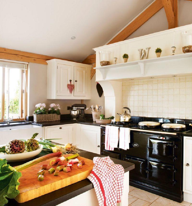 adelaparvu.com despre casa la tara in Anglia, design interior Sophia Wadsworth, Foto ElMueble (11)