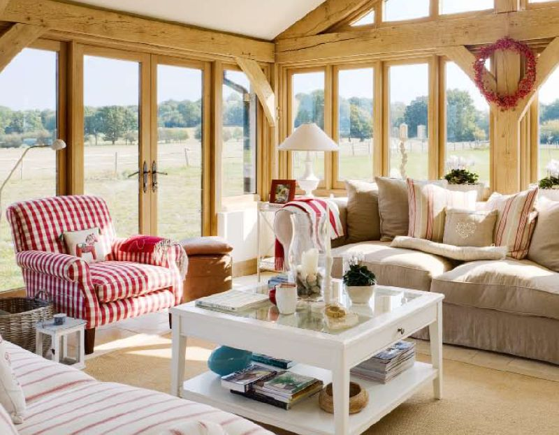 adelaparvu.com despre casa la tara in Anglia, design interior Sophia Wadsworth, Foto ElMueble (2)