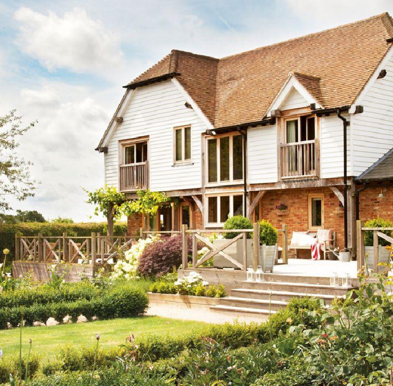 adelaparvu.com despre casa la tara in Anglia, design interior Sophia Wadsworth, Foto ElMueble (4)