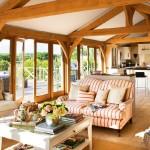 adelaparvu.com despre casa la tara in Anglia, design interior Sophia Wadsworth, Foto ElMueble (8)