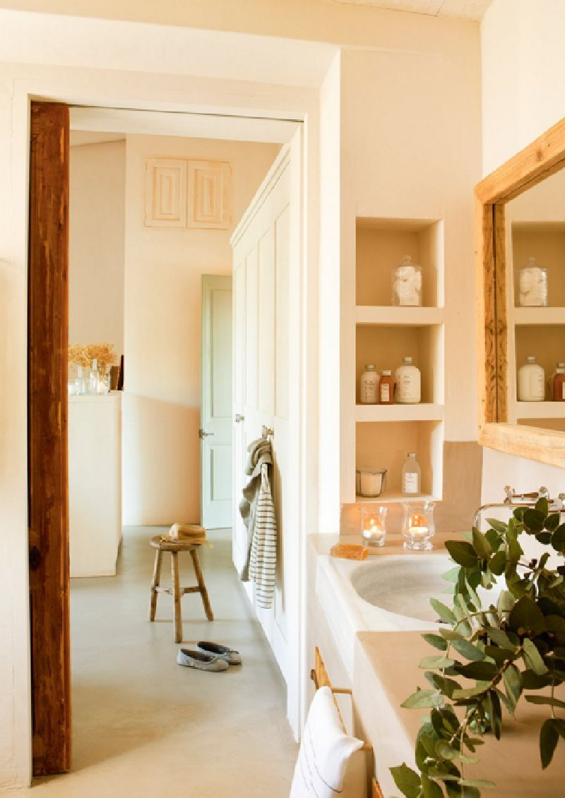 adelaparvu.com despre casa rustic industriala, arhitectura Lizarriturry Tuneu, design interior Ester Prat Badia, Foto ElMueble (14)