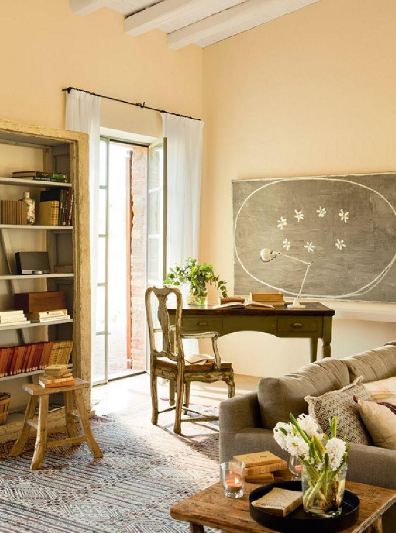 adelaparvu.com despre casa rustic industriala, arhitectura Lizarriturry Tuneu, design interior Ester Prat Badia, Foto ElMueble (2)