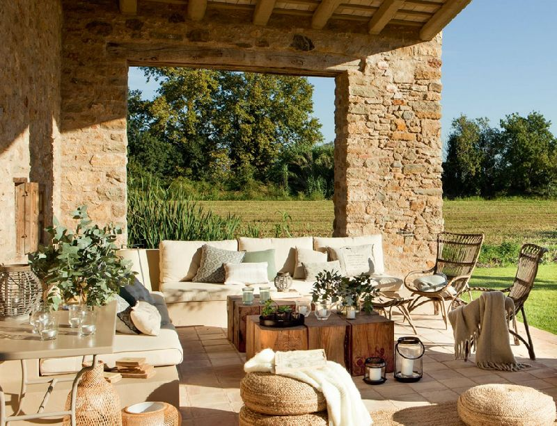 adelaparvu.com despre casa rustic industriala, arhitectura Lizarriturry Tuneu, design interior Ester Prat Badia, Foto ElMueble (6)