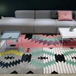 adelaparvu.com despre covoare de lana, designeri Andreea Batros si Flavia Scinteanu, Dare to Rug, model Ironic 2