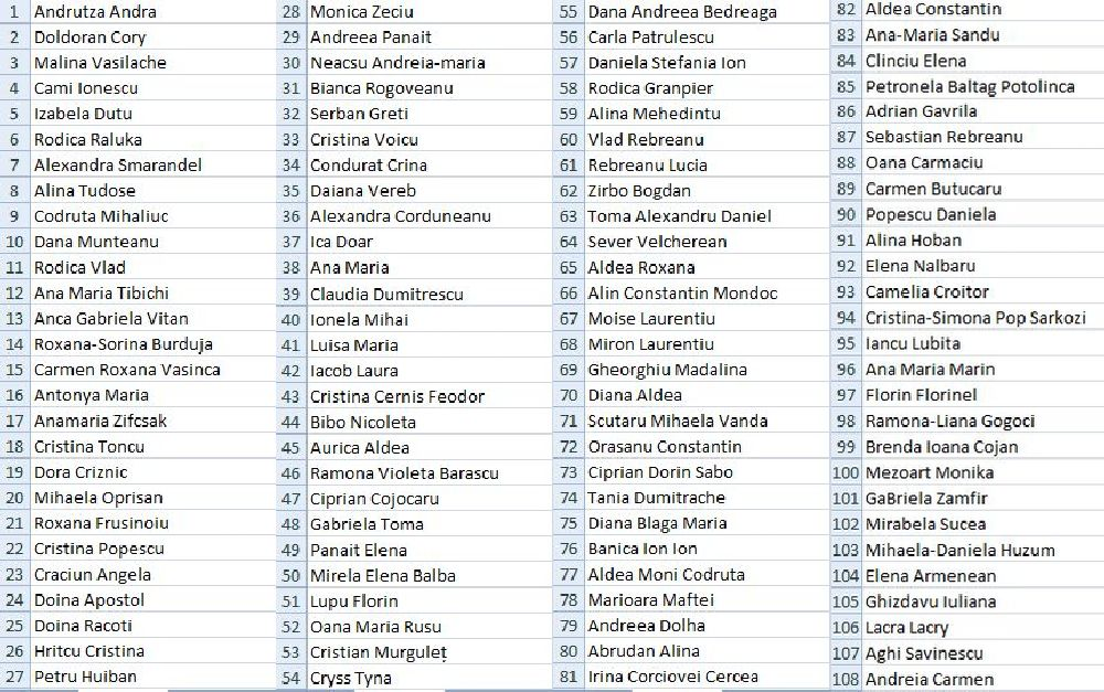 adelaparvu.com Lista participanti concurs Daikin 2015, partea 1