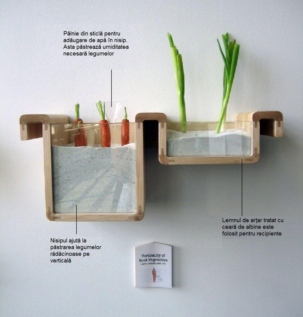 adelaparvu.com accesorii de bucatarie pentru alimente proaspete, Save food from the fridge, design Jihyun Ryou si David Artuffo (2)