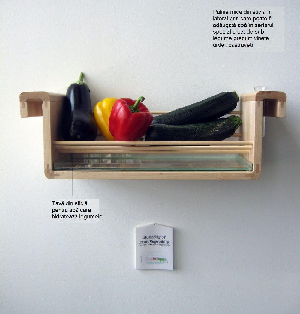 adelaparvu.com accesorii de bucatarie pentru alimente proaspete, Save food from the fridge, design Jihyun Ryou si David Artuffo (4)