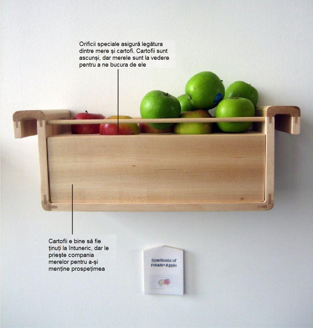 adelaparvu.com accesorii de bucatarie pentru alimente proaspete, Save food from the fridge, design Jihyun Ryou si David Artuffo (9)