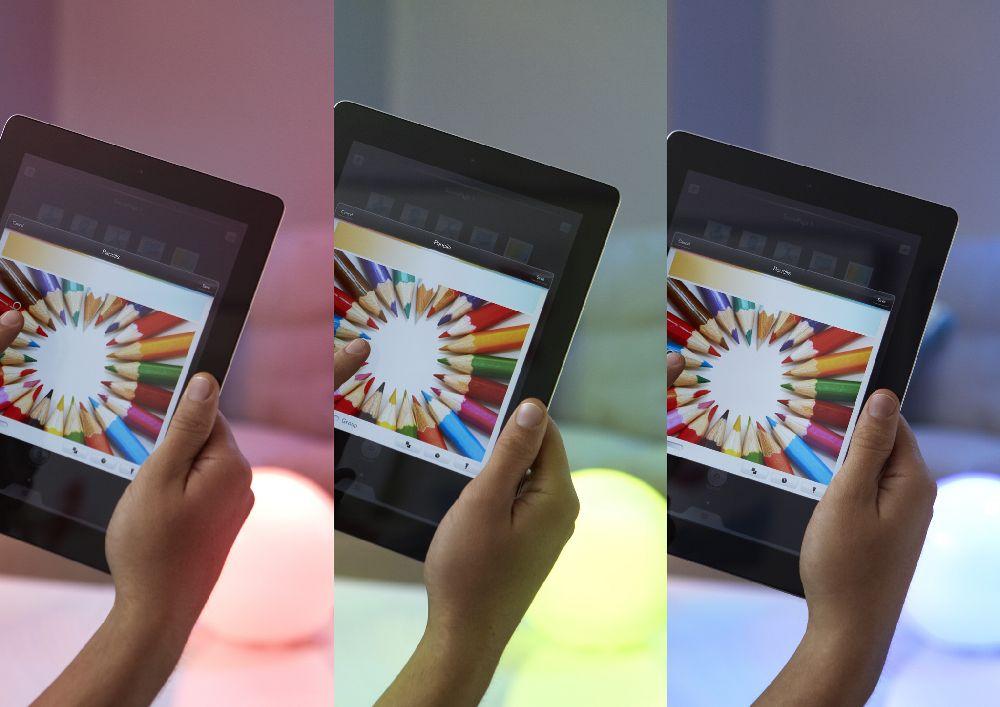 adelaparvu.com despre Philips Hue, sistemul de iluminat care coloreaza spatiile (1)