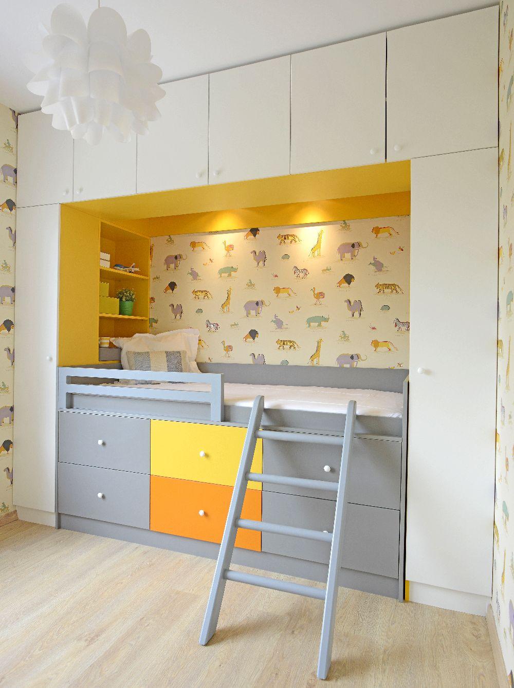 adelaparvu.com despre amenajare apartament 3 camere The Park, designer Irina Pogonaru (10)